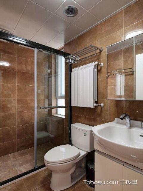 慈溪90平米房卫生间装修费用