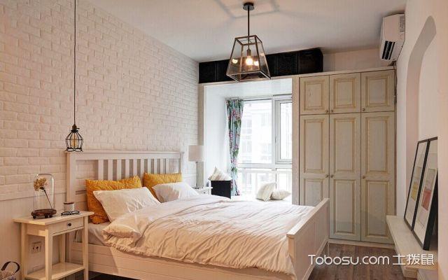 常州90平米房卧室装修费用