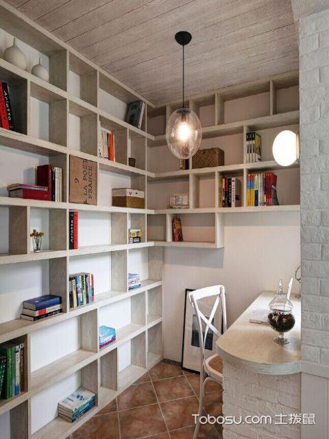常州90平米书房装修费用