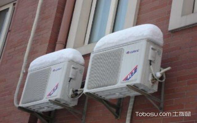 空调外机安装的注意事项