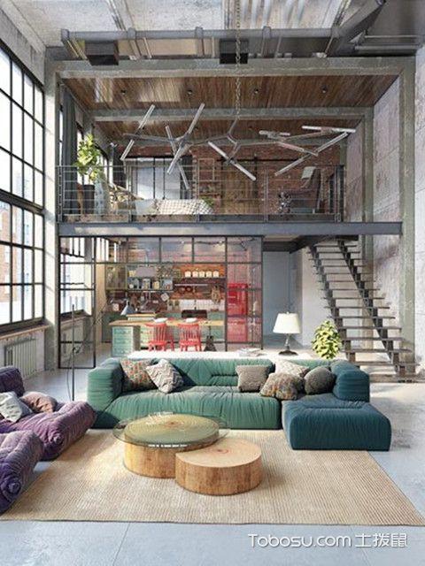 最新家居装修风格效果图