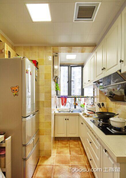 珠海90平米房厨房装修费用