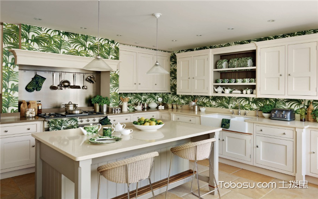 厨房装修效果图片展示