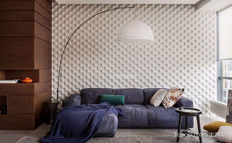 现代一居室小户型装修图,在简约中体会家的温馨