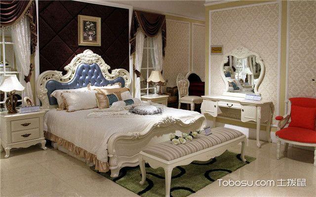 奢华欧式卧室装修图