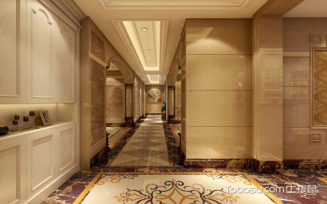 客厅走廊墙面装饰技巧