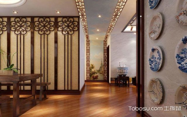 客厅走廊吊顶装饰技巧