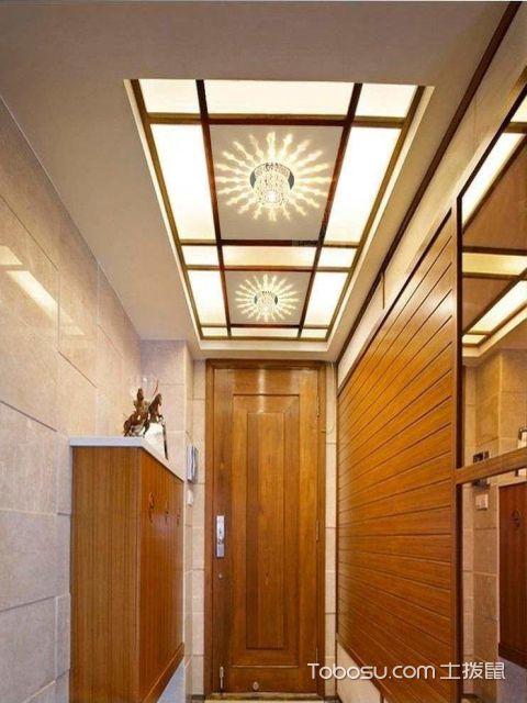 客厅走廊灯具装饰技巧
