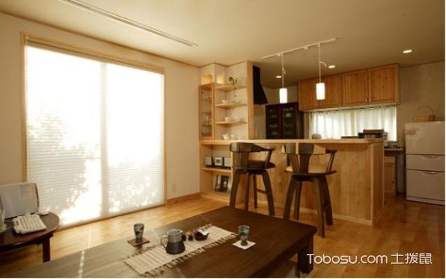 小户型厨房过道装修设计