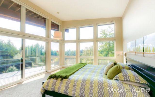 卧室落地窗设计