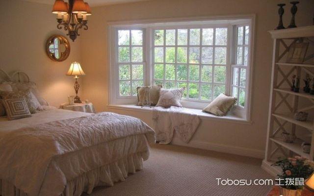 卧室飘窗设计效果图