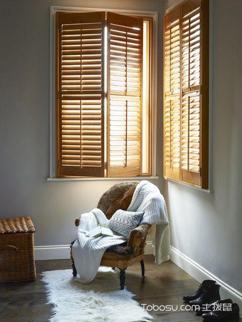 小户型卧室窗户装修