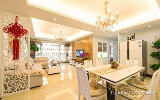 掌握好客厅瓷砖的规格