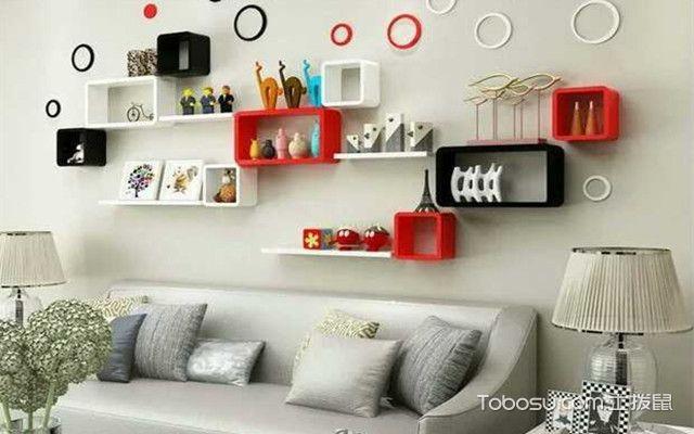 客厅创意吊柜设计