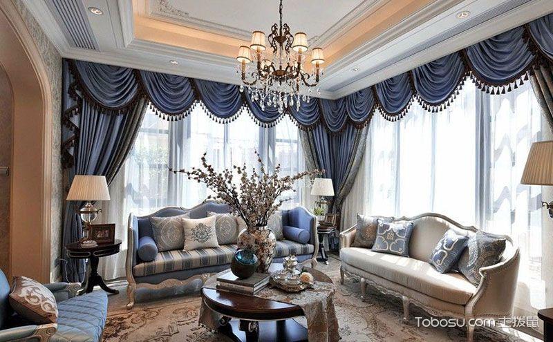 家装客厅装修效果图,舒适温馨不缺个性