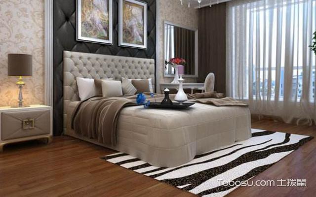 别墅卧室装修中的装修风格——土拨鼠别墅卧室装修图片