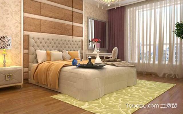 别墅卧室装修中保证实用性_土拨鼠别墅卧室装修图片
