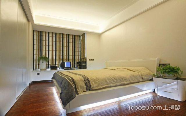 卧室床头装修装饰