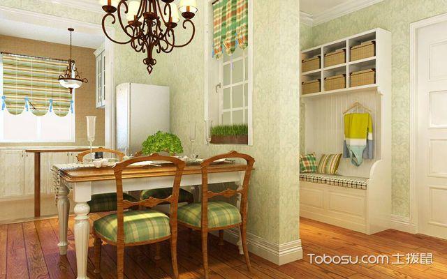 长沙公寓餐厅设计图片_土拨鼠长沙公寓餐厅设计效果图