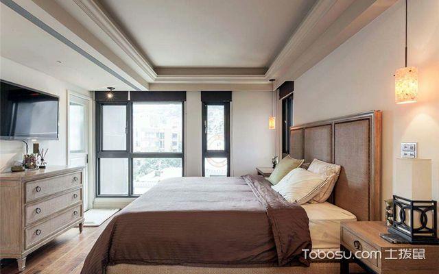 长沙装修公司卧室装修图片欣赏