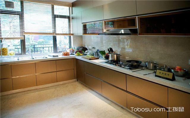 厨房橱柜装修图片_土拨鼠优质厨房橱柜装修效果图