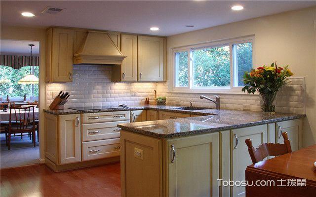 厨房装修设计实例_土拨鼠厨房装修设计装修图片大全