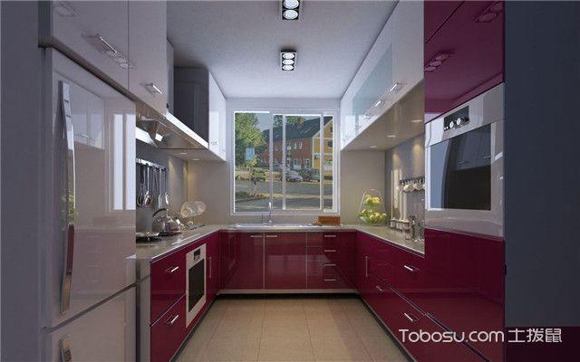 简单装修厨房装修图片_土拨鼠简单装修效果图案例