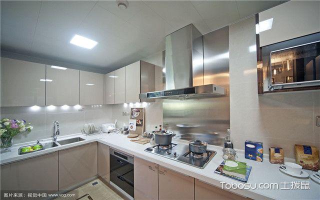 优选土拨鼠厨房装修案例图片