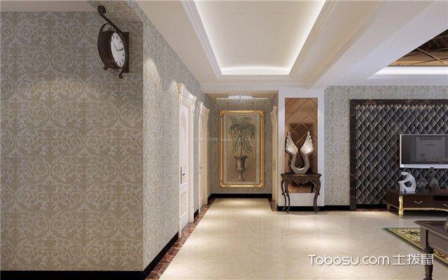 5-10米走廊客厅装修图片_土拨鼠5-10米走廊客厅装修效果图