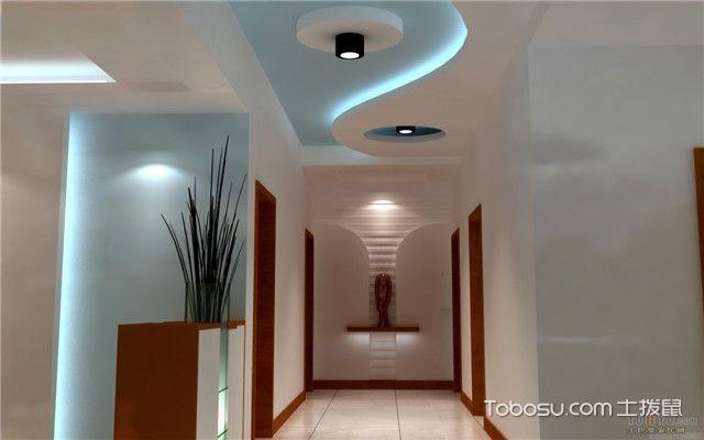 简单设计客厅走廊装修图片_土拨鼠简单设计装修效果图高清