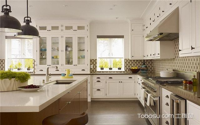 怎样装修厨房