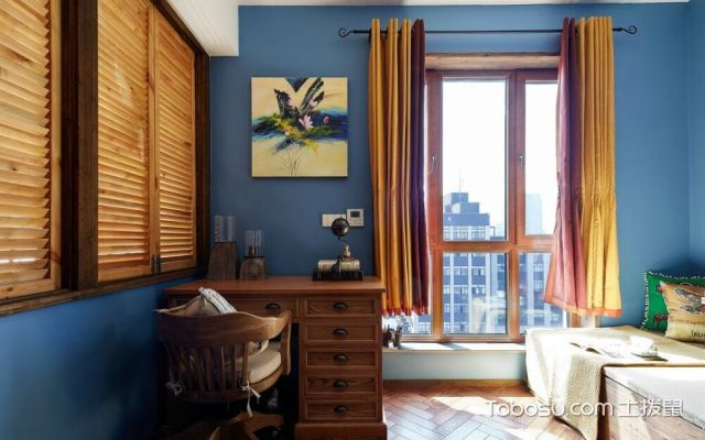 石家庄120平米房卧室装修费用