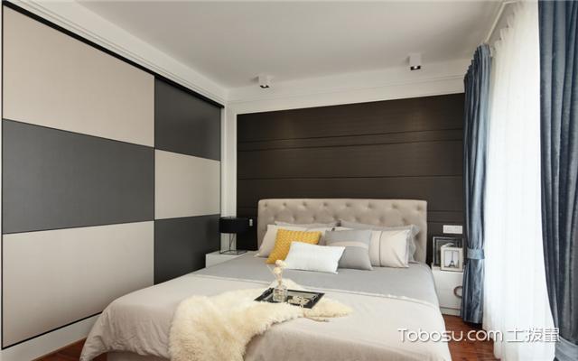 小户型卧室家具摆放技巧
