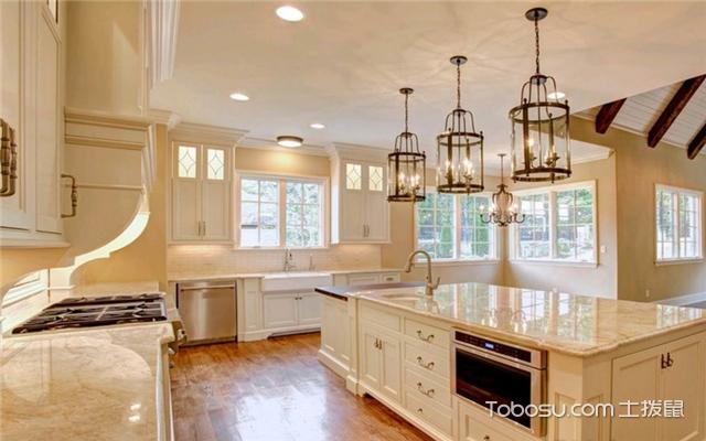 装修厨房瓷砖颜色搭配有技巧