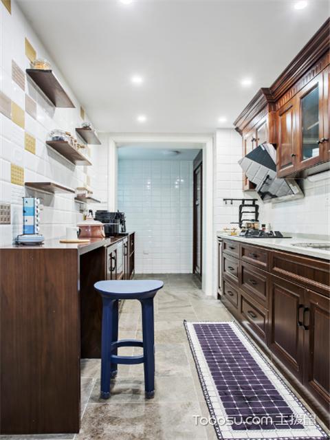 厨房瓷砖颜色搭配技巧