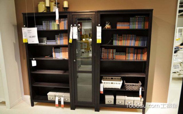 巧用家居收纳柜装修书房
