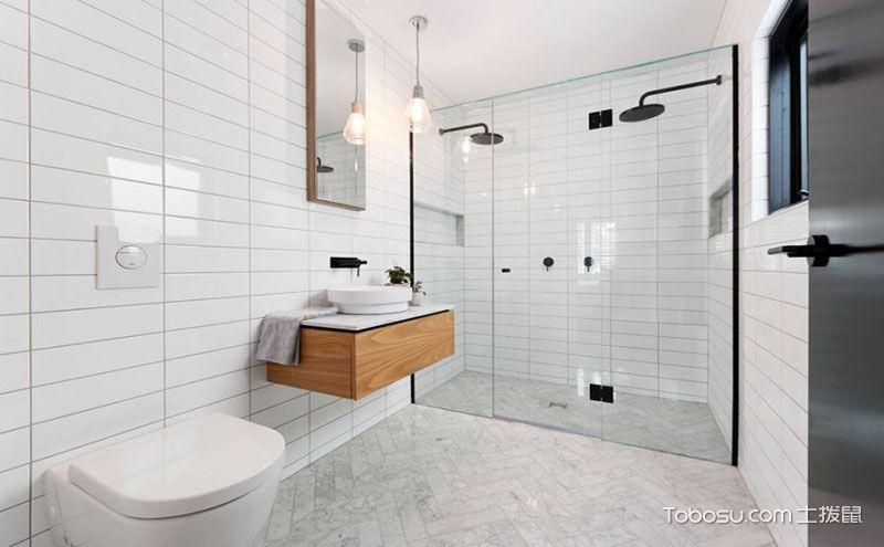 小卫生间装修效果图大全,打动人心的别致设计图片