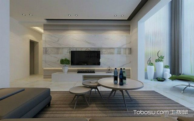 90平方米的现代化简约房
