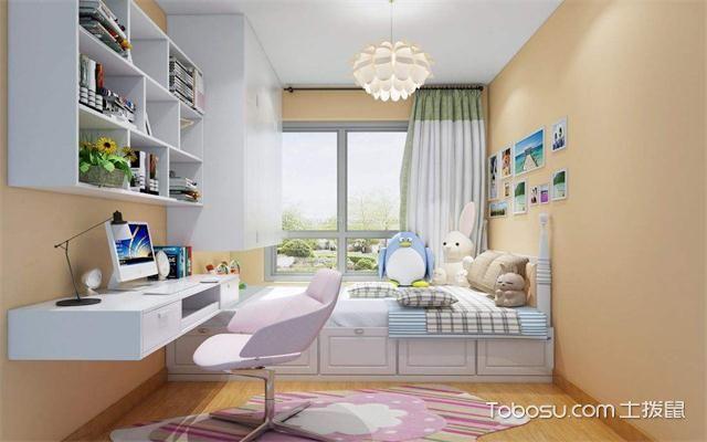 现代风格女生卧室怎么样之榻榻米