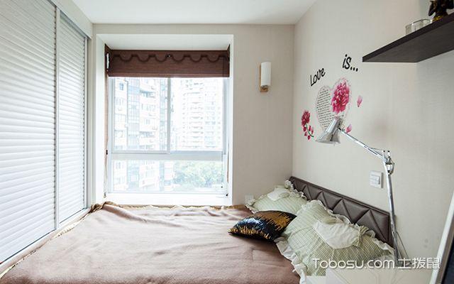 福州100平米现代简约装修案例儿童房