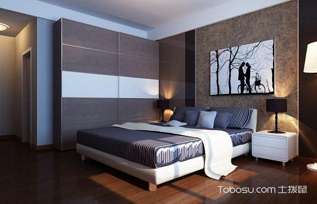 福州10几平米卧室装修效果图之光线