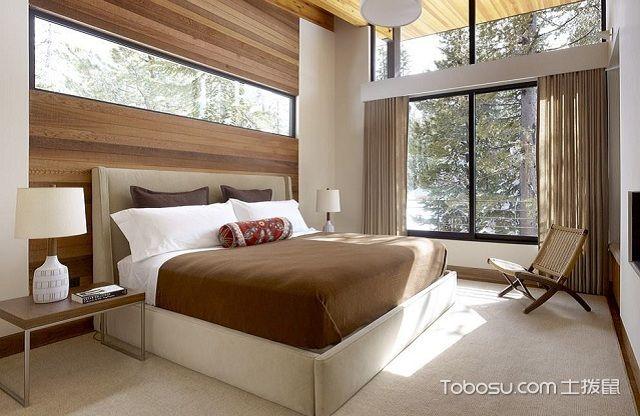 福州10几平米卧室装修效果图之设计