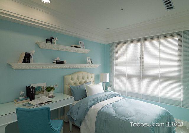 新古典女生卧室装修风格