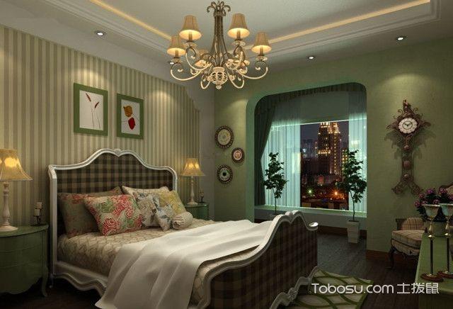 地中海女生卧室装修风格