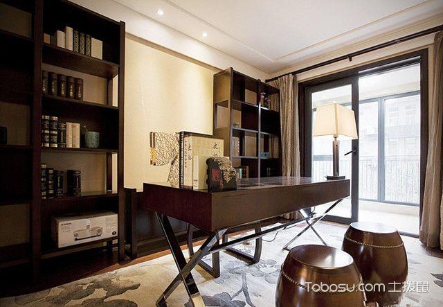 传统中国式书房装修风格