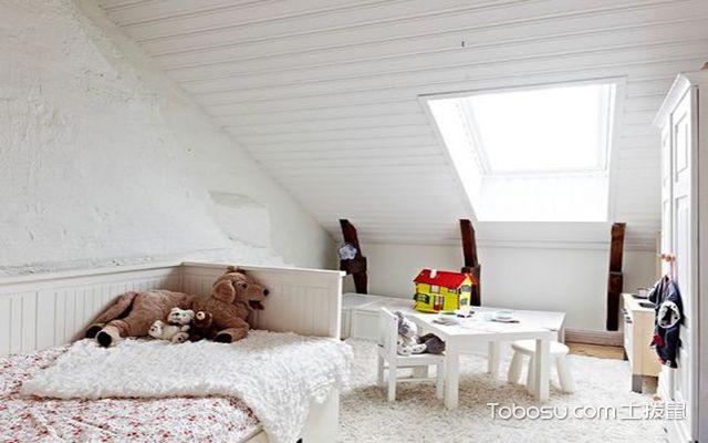 2017不规则卧室背景墙装修效果图 素简