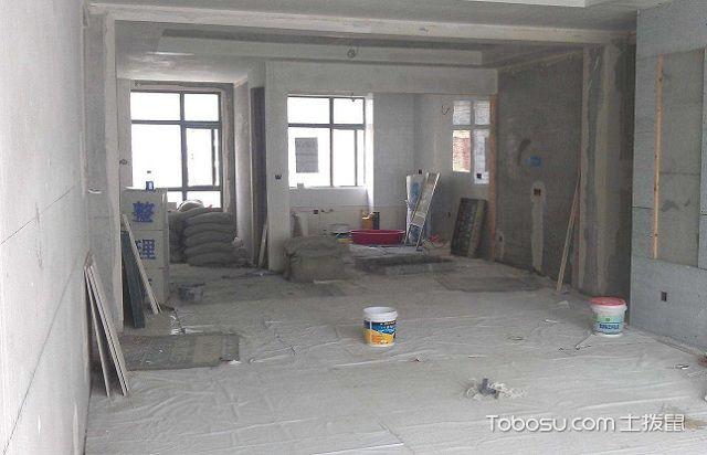重庆120平米毛坯房半包装修预算之半包