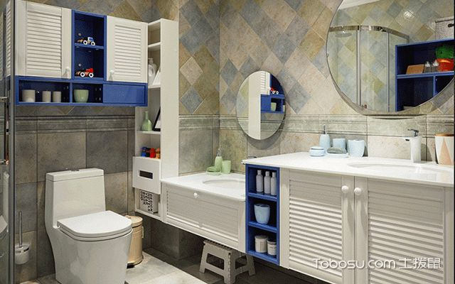 长方形的房子怎么装修设计之卫生间