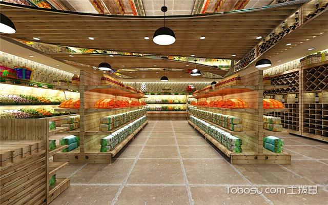 水果店装修设计