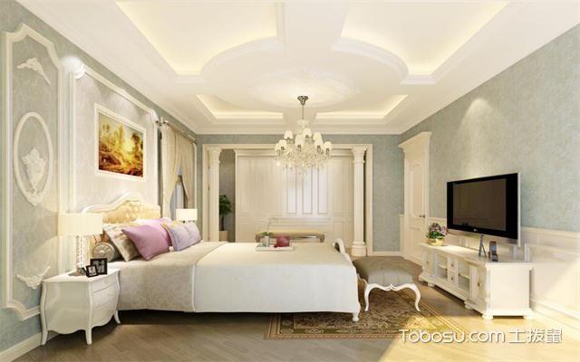 大户型女生卧室装修风水与禁忌之卧室床